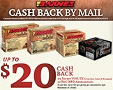Barnes Up To $20 Cash Back