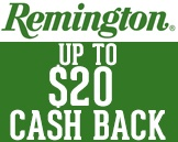 Remington Cash Back On Ammo