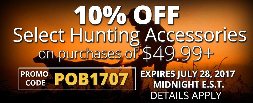 NatchezSS Limited Time 10% Off Hunting