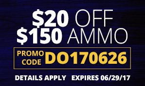 NatchezSS $20 Off Ammo $150 or More