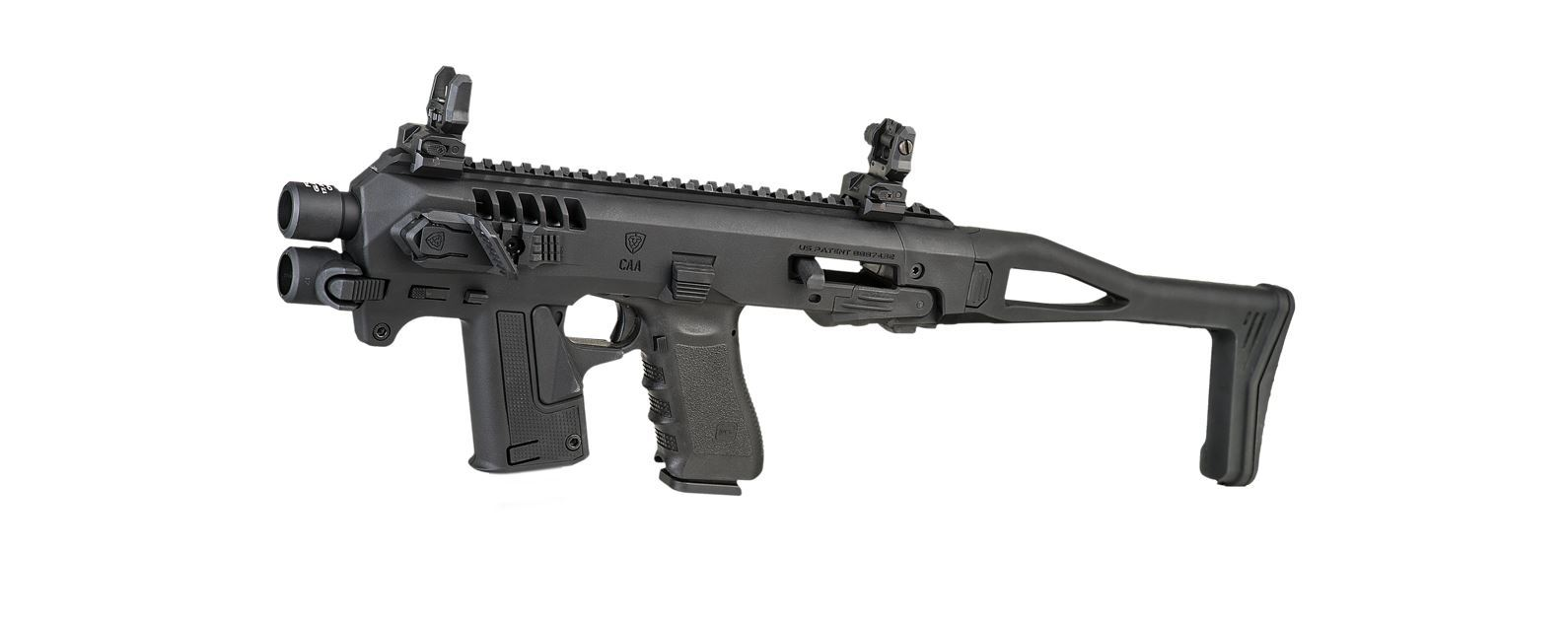 Command Arms Accessories Micro Roni With Stabilizer For