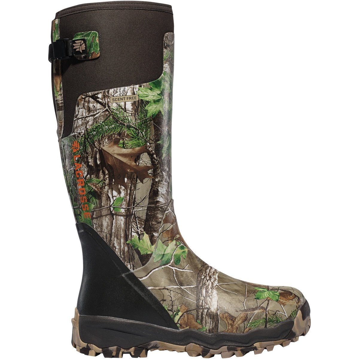 Lacrosse Alphaburly Pro 18 Quot Waterproof Hunting Boots