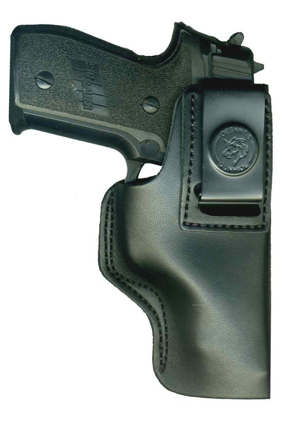 DeSantis Beretta Tomcat The Insider-Style 031, Right Hand, Black