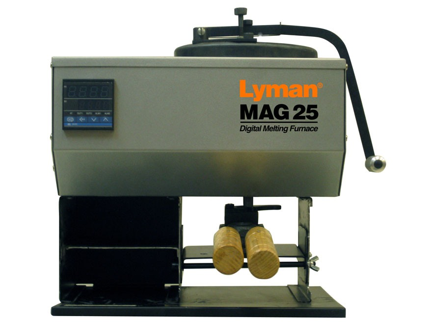 Lyman Mag 25 Digital Electric Furnace
