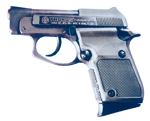 Pearce Grip Rubber Wrap-Around Taurus PT-22