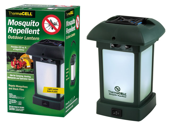 Thermacell Mosquito Repellent Outdoor Lantern | Natchez