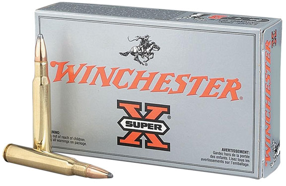 Winchester Super-X Power Point Rifle Ammunition  35 Rem 200 gr PSP 2020 fps  - 20/box