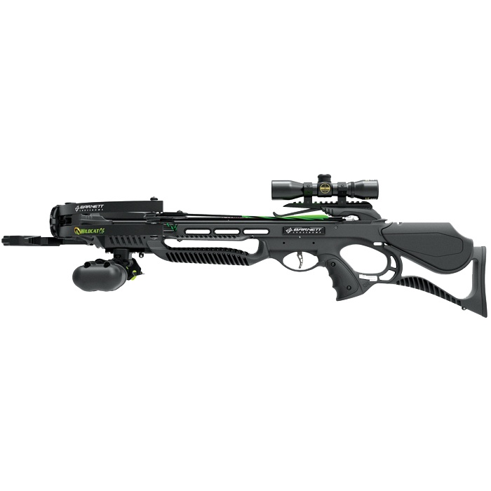 Barnett Wildcat C6 Compound Crossbow With Red Dot Sight