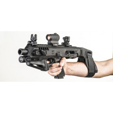 Command Arms Accessories Micro RONI with Stabilizer for Glock