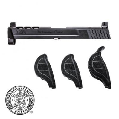 """Smith & Wesson M&P 9mm Performance Center Ported Slide Kit Mag 5"""" Safety"""