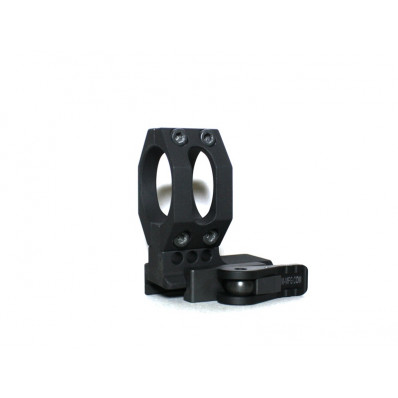 American Defense Mfg. Mount Fits Aimpoint Picatinny Quick Release Standard Height Black AD-68