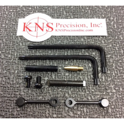KNS Precision .154 Diameter Gen 2 Mod 2 Non-Rotating Trigger/Hammer Pins - Dark Earth