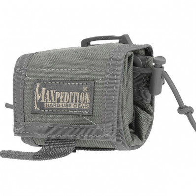 Maxpedition Rollypoly MM Folding Dump Pouch - Foliage Green