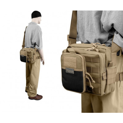 Maxpedition E.D.C. Pocket Organizer - Khaki