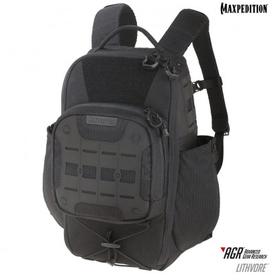 Maxpedition Lithvore Everday Backpack - Black
