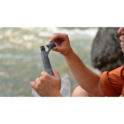 Aquamira Frontier Pro Ultra Light Water Filter System