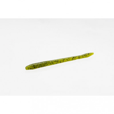 """Zoom Baits Finesse Soft Worm Lure 4-1/2"""" 20pk - Watermelon Seed"""