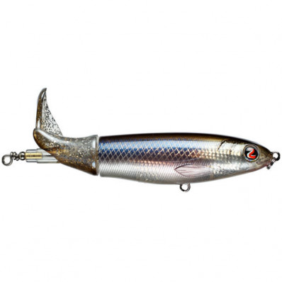 R2S Whopper Plopper 130 Top Prop Hard Lure - Munky Butt