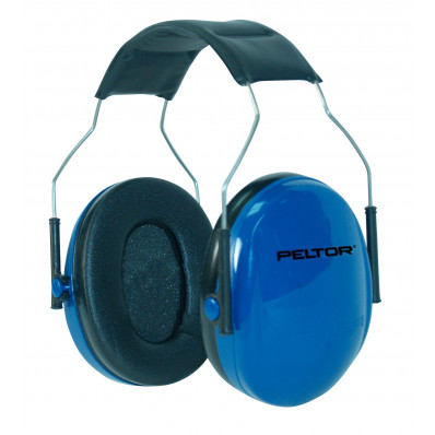 Peltor Sport Junior Passive Ear Muffs, Pink or Blue