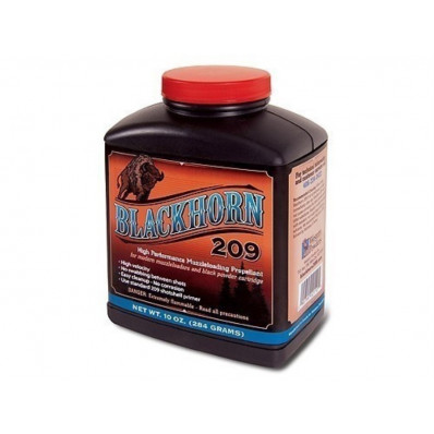 Accurate Powder Blackhorn 209 Muzzleloading Powder Tubes - 20/pak