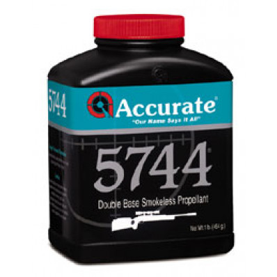 Accurate Powder 5744 Rifle Powder 8 lbs
