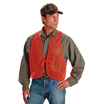 Allen Blaze Orange Hunters Safety Vest