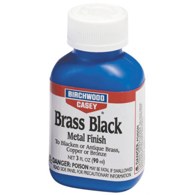 Birchwood Casey Brass Black Metal Touch-Up - 3 oz