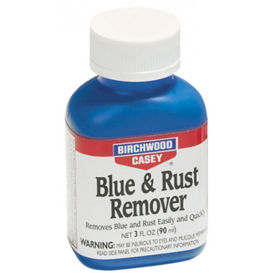 Birchwood Casey Blue & Rust Remover - 3 oz