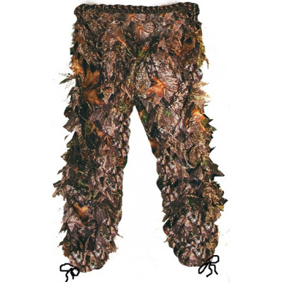 Bug Tamer 3-D Leaf Pull On Pants Mossy Oak Break Up 32-34