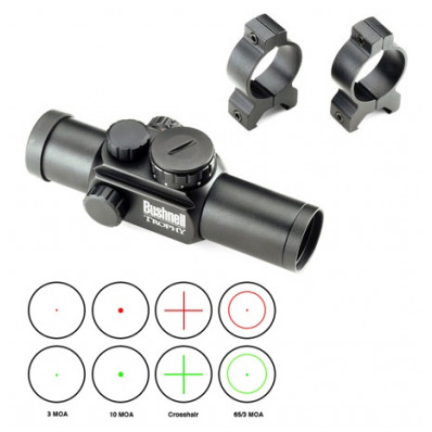 Bushnell Trophy 1x28mm Red Dot with Dial-in Reticle