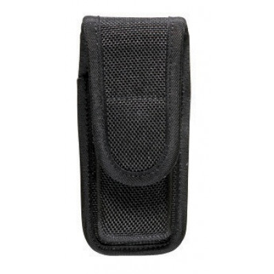 Bianchi Model 7303 AccuMold Single Mag/Knife Pouch, Browning BDA .380, Black