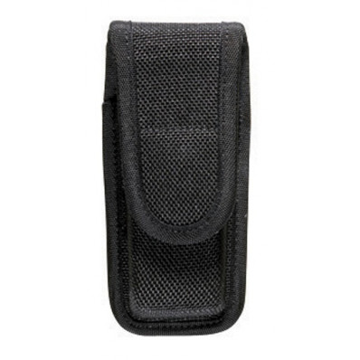 Bianchi Model 7303S AccuMold Single Mag/Knife Pouch, Colt Commander, Black