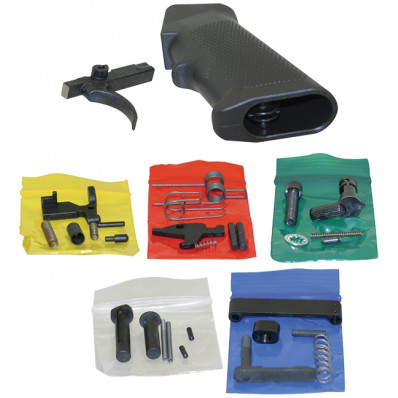 CMMG Lower Parts Kits AR-15 LPK