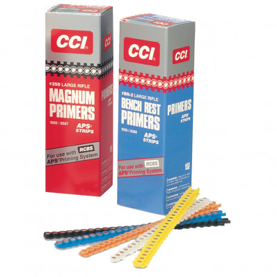 CCI APS Primers Small Rifle