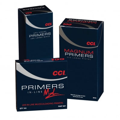 CCI Standard Primers #250 Mag Large Rifle