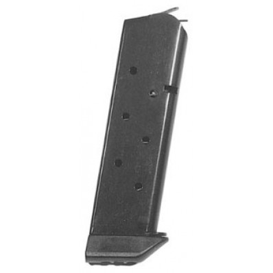 Chip McCormick Shooting Star Classic Magazine with Pad - .45, Blue, 8 rds.