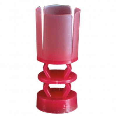 Claybuster Shotshell Wads - 12 ga 1-1/8 oz Red