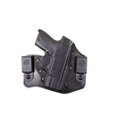 DeSantis S&W M&P 9mm/40cal Intruder Holster-Style 105, Right Hand, Black