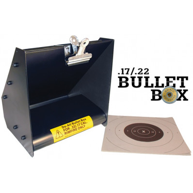 Do-All Outdoors .17 - .22 Bullet Box