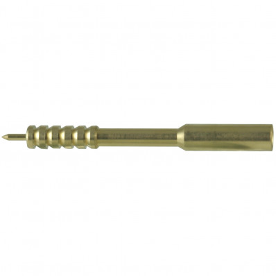 J. Dewey Brass Rifle Jag - Female Thread 8-36