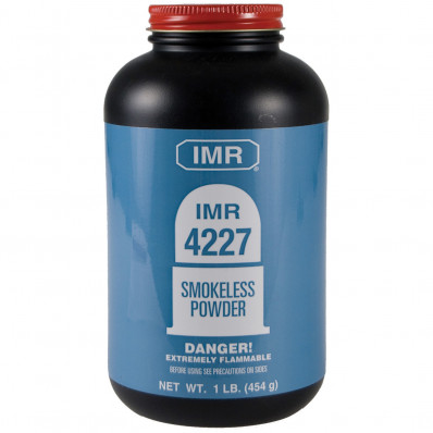 IMR Powder 4227 Rifle Powder 1 lbs