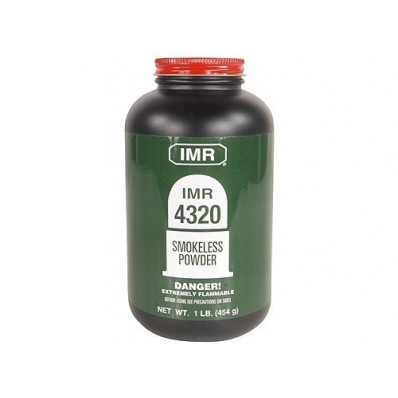 IMR Powder 4320 Rifle Powder 8 lbs