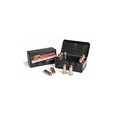 Magnum Research Centerfire Handgun Ammunition .50 AE 300 gr JHP  20/box