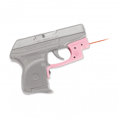 Crimson Trace Laserguard - Ruger LCP Pink