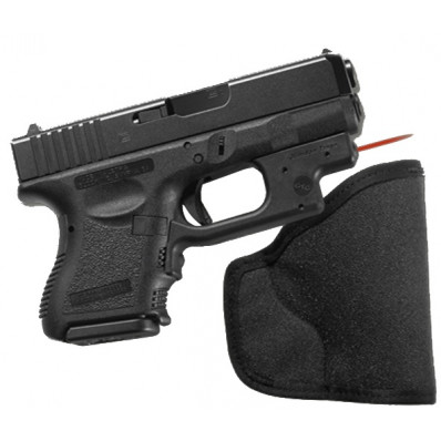 Crimson Trace Laserguard - Glock .19/.23/.25/.26/.27/.28/.32/.33/.36/.38/.39 with IWB Holster