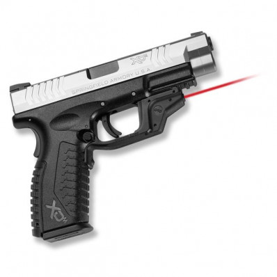 Crimson Trace Laserguard - Springfield Armory XD and XD/XDM