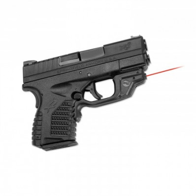 Crimson Trace Laserguard - Springfield XD-S w/Holster