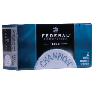 Federal Champion Rimfire Ammunition