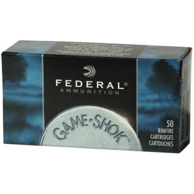 Federal Game-Shok Rimfire Ammunition