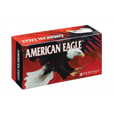 Federal American Eagle Rifle Ammunition 6.8mm Rem 115 gr FMJ 20/Box